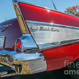 57 Chevy by Anthony Sacco