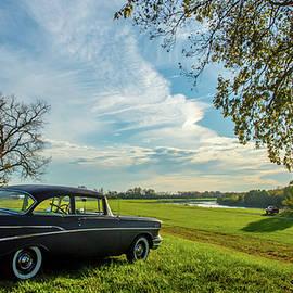 Randall Branham - 57 Chevy Sunset