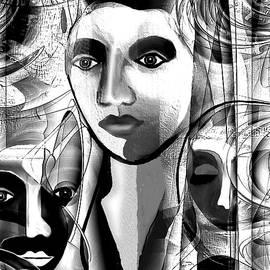 Irmgard Schoendorf Welch - 595 -  A Face A ...