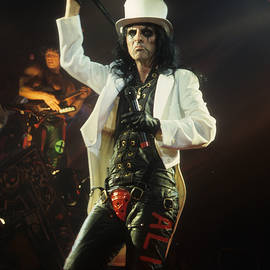 Alice Cooper by Rich Fuscia
