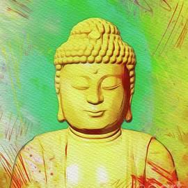Buddha - Pierre Blanchard