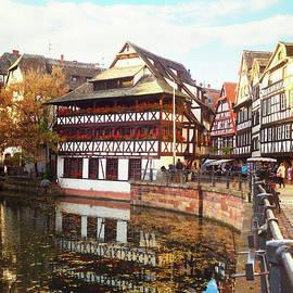 Anastasy Yarmolovich - Strasbourg, France