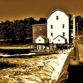 Curtis Tilleraas - Phelps Mill