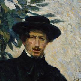 Umberto Boccioni - Self-Portrait