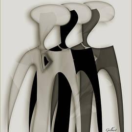 Sisters by Iris Gelbart