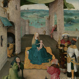 The Adoration of the Magi - Hieronymus Bosch