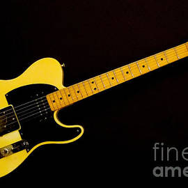 '69 Fender Telecaster by Rick Maxwell