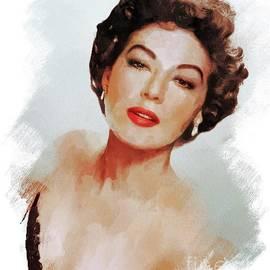 John Springfield - Ava Gardner, Vintage Actress
