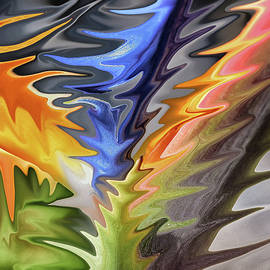 Linda Brody - 7 Bird of Paradise Abstract II