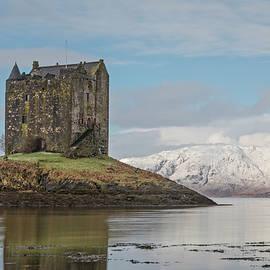 Joana Kruse - Castle Stalker - Scotland