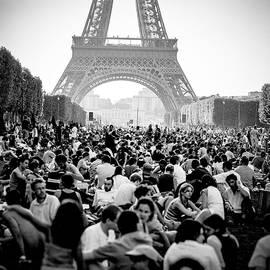 Eiffel Tower. by Cyril Jayant