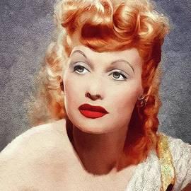 John Springfield - Lucille Ball, Vintage Actress