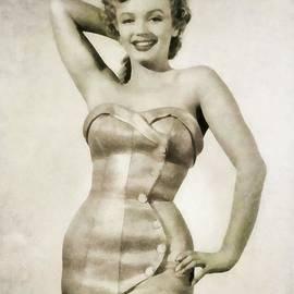 John Springfield - Marilyn Monroe Vintage Hollywood Actress