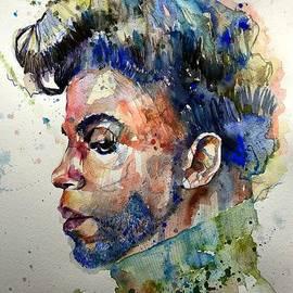 Prince Rogers Nelson portrait - Suzann