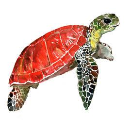 Suren Nersisyan - Sea Turtle