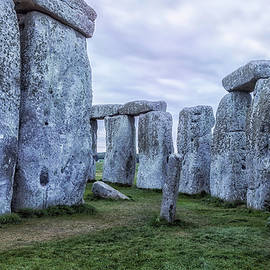 Joana Kruse - Stonehenge - England