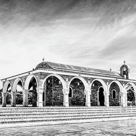Igor Grey - Temple Saint Epifanios in Ayia Napa