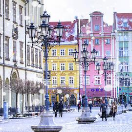 Wroclaw, Poland - Juli Scalzi