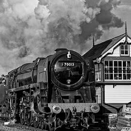 David Birchall - 70013 Oliver Cromwell at Quorn
