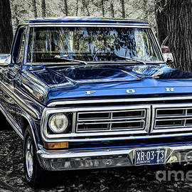 73 Ford Pickup