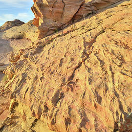 Ray Mathis - High Above Wash 3 in Valley of Fire
