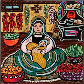 Susie Grossman - Kitchen Madonna