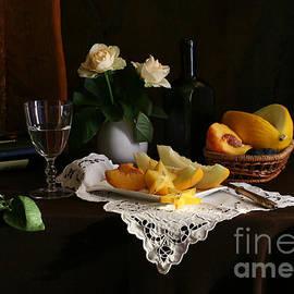 Still life by Matild Balogh