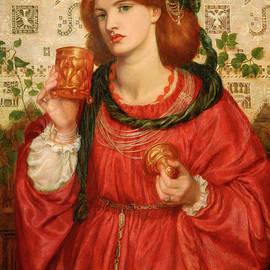 Dante Gabriel Rossetti - The Loving Cup