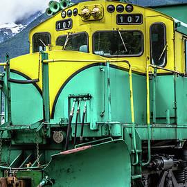 ALEX GRICHENKO - White Pass and Yukon Railway, Skagway, Alaska