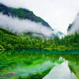 Margaret J Rocha - Landscape Nature Scene