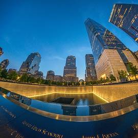 9/11 Memorial by Bryan Xavier