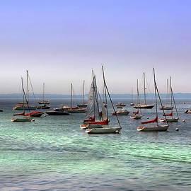 Anthony Dezenzio - Sailboats and Yachts