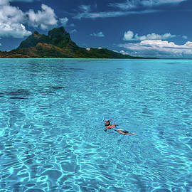 Tahiti by Jonathan Ross