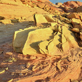 Ray Mathis - Wash 3 in Valley of Fire