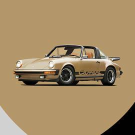 911 Carrera Targa 1975 - Mark Rogan