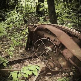 Abandoned 50s Classic....