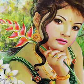 Arun Sivaprasad - A Beautiful Little Girl