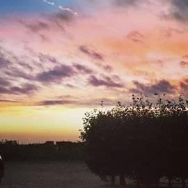 A Beautiful Morning Sky At 06:30 This