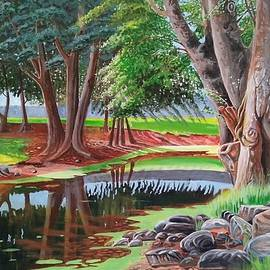 Ramesh Mahalingam - A Bend In The River