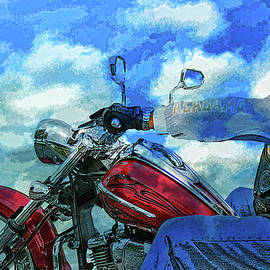 A Bikers Euphoric Journey