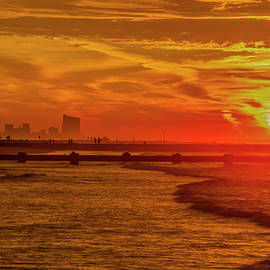 Bill Cannon - A Blast of Color at Ocean City New Jersey