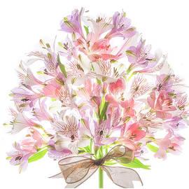 Usha Peddamatham - A bouquet for you.