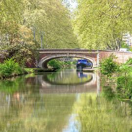 W Chris Fooshee - A Bridge over the Brienne