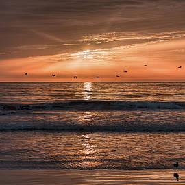 John M Bailey - A Burnished Sunrise