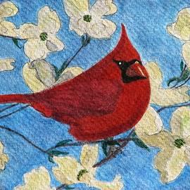 A Cardinal Spring