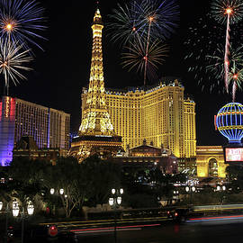Derrick Neill - A Celebration at Bellagio and Las Vegas Blvd