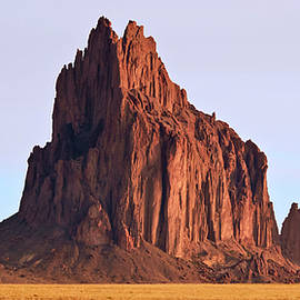 Shiprock, New Mexico, USA by Derrick Neill