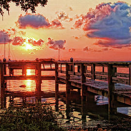 HH Photography of Florida - A Colorful Sunrise