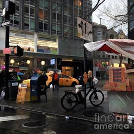 Miriam Danar - A Corner of New York