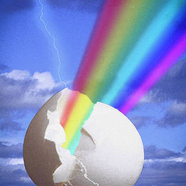 Yuri Lev - A Crack In The Cosmic Egg